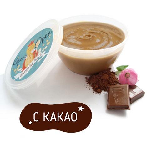 Арахисовая паста с какао
