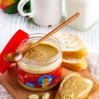 натуральная арахисовая паста, вариант приготовления