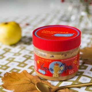 Арахисовая паста без сахара