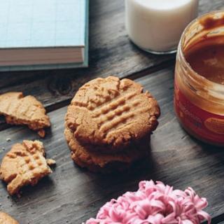 Печенье из арахисовой пасты